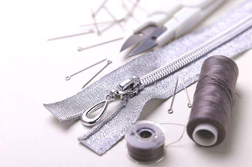 Reißverschluss reparieren