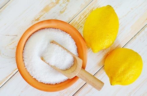 Zitronesäure